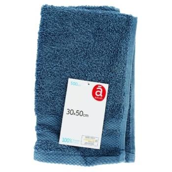 Полотенце Actuel 500GSM 30*50см - купить, цены на Ашан - фото 1