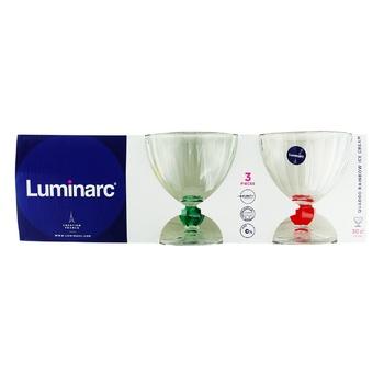 Набор креманок Luminarc 300мл 3шт