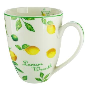 Чашка Limited Edition Lemons фарфоровая 360мл
