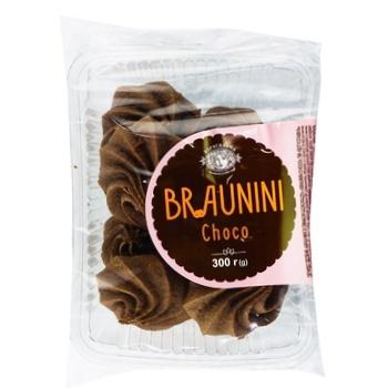 Печенье Богуславна Брауни со вкусом шоколада 300г