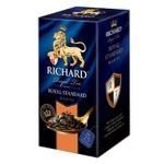 Чай черный Richard Royal Love байховый в пакетиках 25*2г