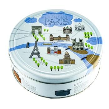 Печиво Cornellis A Trip to Europe вершкове 454г в асортименті - купити, ціни на Ашан - фото 1