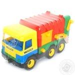 Игрушка мусоровоз Middle Truck