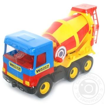 Игрушка бетоносмеситель Middle Truck - купить, цены на СитиМаркет - фото 1