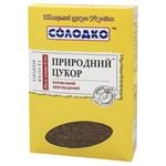Сахар Сладко Природный свекольный неочищенный 500г