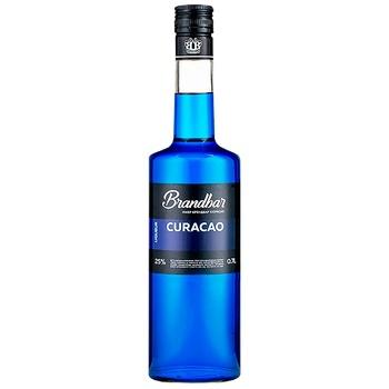 Ликер Brandbar Curacao 25% 0,7л