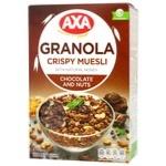 Мюсли Axa с шоколадом и орехами 270г