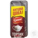 Торт Сладков К чаю 350г