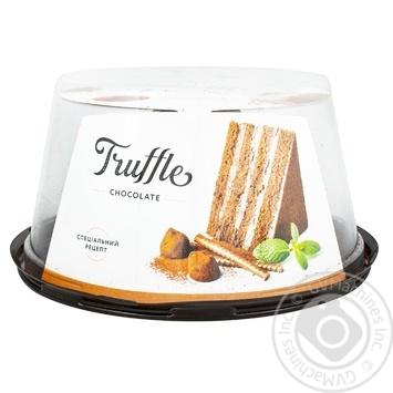 Торт Nonpareil Truffle Chocolate 600г - купити, ціни на МегаМаркет - фото 1