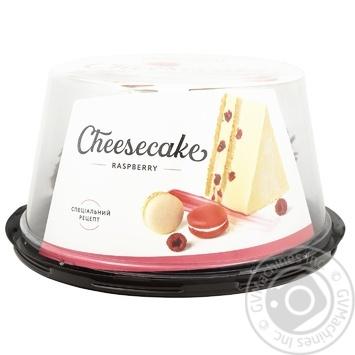 Торт Nonpareil Творожный с малиной 600г - купить, цены на МегаМаркет - фото 1