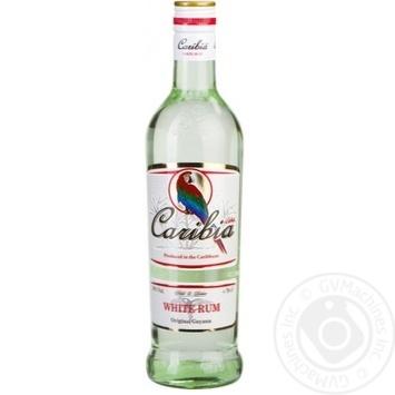 Ром Cana Caribia White Rum 38% 0,7л