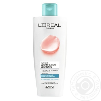 L'Oreal Dermo Expertise For Normal And Combination Skin For Women Tonic - buy, prices for Novus - image 1