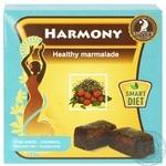 Мармелад Сладкий мир Harmony Чиа-клюква 192г