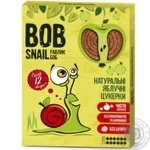Bob Snail apple natural candy 120g