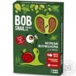 Конфеты Bob Snail натуральные яблочные с мятой 60г