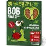 Цукерки Bob Snail яблучні з м'ятою натуральні 120г