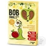 Конфеты Bob Snail натуральные яблочно-грушевые 60г - купить, цены на Novus - фото 1