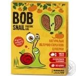 Конфеты Bob Snail яблочно-тыквенные 120г