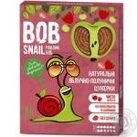 Bob Snail apple-strawberry natural candy 120g