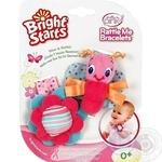 Іграшка Брязкальця на зап`ястя рожеві арт 8975