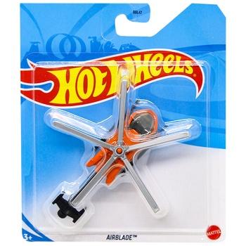 Іграшка Hot Wheels базовий літачок в асортименті - купити, ціни на Ашан - фото 5