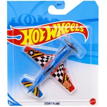 Іграшка Hot Wheels базовий літачок в асортименті - купити, ціни на УльтраМаркет - фото 4