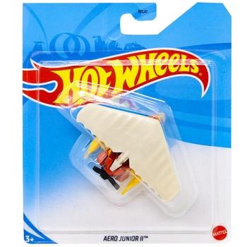 Іграшка Hot Wheels базовий літачок в асортименті - купити, ціни на УльтраМаркет - фото 2