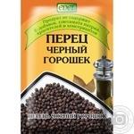 Перец Edel черный горошек 25г - купить, цены на Novus - фото 1