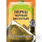 Перець Edel чорний мелений 25г - купити, ціни на Novus - фото 1