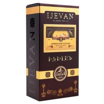 Коньяк Ijevan Premium 3* 40% 0,5л