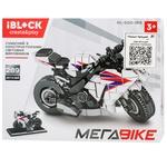 Игрушка Iblock Конструктор Мотоцикл PL-920-188