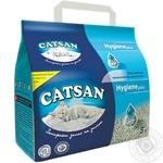 Наполнитель гигиенический Catsan 5л