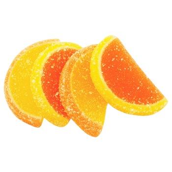 Мармелад Стимул Лимонно-апельсинові дольки ваговий - купити, ціни на Varus - фото 1