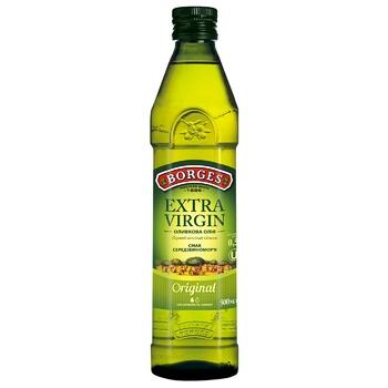Масло Боргес оливковое экстра вирджин 500мл