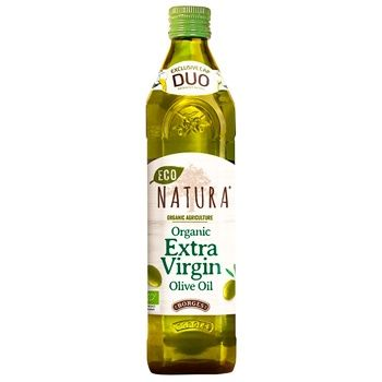 Масло оливковое Borges Natura Organic Extra Virgin 0,5л