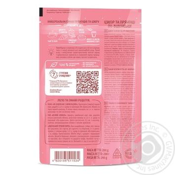 Pripravka po-vidensʹki with spicinesses granulated sugar 200g - buy, prices for Furshet - image 2