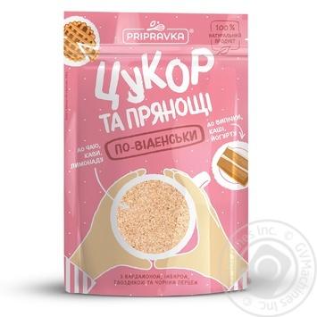 Pripravka po-vidensʹki with spicinesses granulated sugar 200g - buy, prices for Furshet - image 1