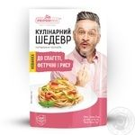 Натуральная приправа Pripravka для спагетти фетучини и риса Кулинарный Шедевр 30г - купить, цены на Фуршет - фото 1