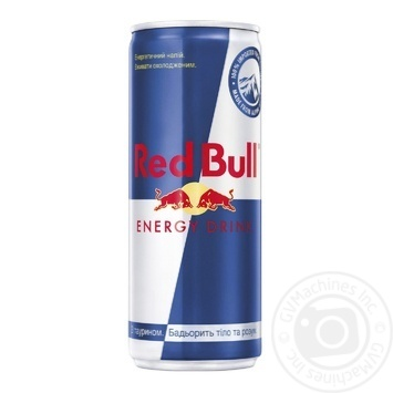 Red Bull Energy Drink 0.25l - buy, prices for MegaMarket - image 1