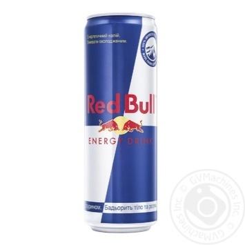 Напиток энергетический Red Bull 0.473л - купить, цены на Фуршет - фото 1