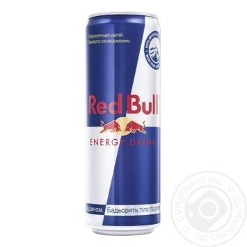 Non-alcoholic energy drink Red Bull 0.591l - buy, prices for Furshet - image 1