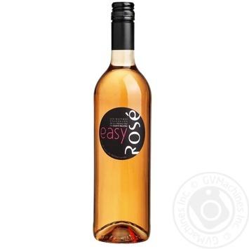 Вино Saint Tropez сухое розовое 13.5% 0,75л