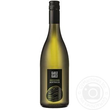 Вино Karlu Karlu Chardonnay Semillon 12.5% 0,75л