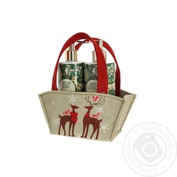 Набір VG SRed Christmas Мило 250мл + Лосьйон д/рук 250мл
