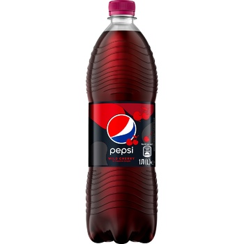 Напиток газированный Pepsi Дикая вишня 1л