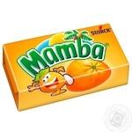 Конфеты жевательные Mamba ассорти 26,5г
