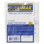 Buromax File for Documents A5 40 microns 100pcs - buy, prices for CityMarket - photo 1