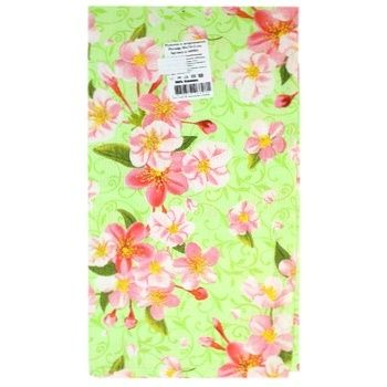 Vesnyanka Towel 38х74cm in Assortment - buy, prices for MegaMarket - image 1