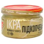 Flagman smoked capelin сaviar 180g