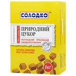 Solodko Pressed Instant Sugar 1kg